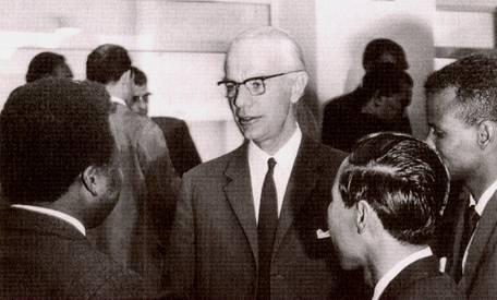 Pieter Buringh  (1918 - 2009)