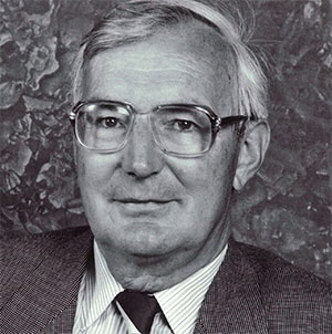 Professor Dennis J Greenland FRS