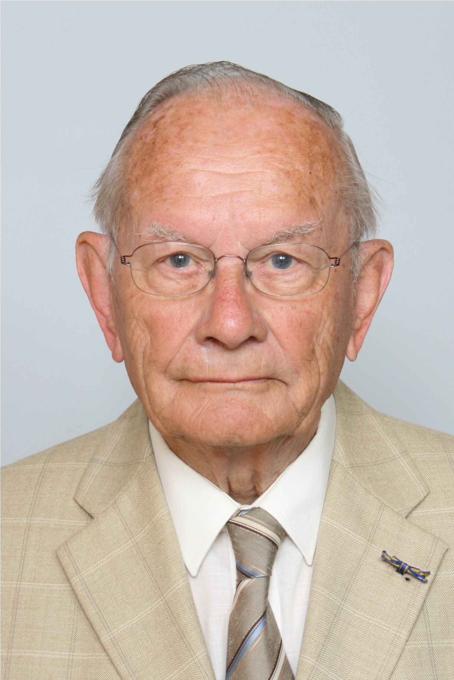 Gerard (Jerry) Hendrik Bolt (1925-2015)