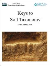 Keys to soil taxonomy, 11th edition. By Soil Survey Staff. USDA-Natural Resources Conservation Service, Washington, DC.