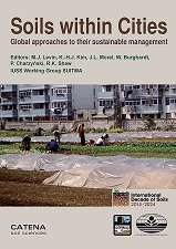 Global approaches to their sustainable management – composition, properties, and functions of soils of the urban environment